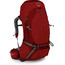 Osprey M's Atmos AG 50 Backpack Rigby Red